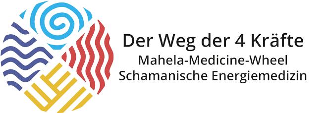 Mahela Medicine Wheel Logo